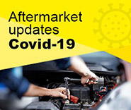 Aftermarket updates - Covid-19