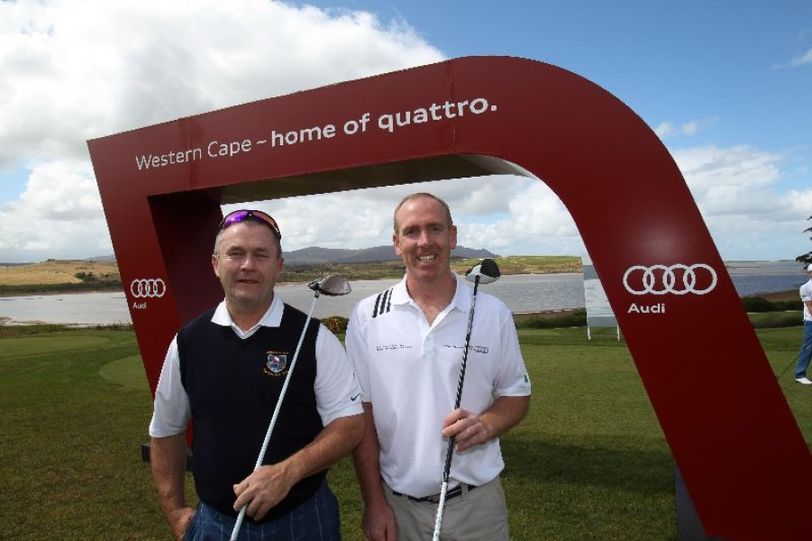 Brian McCarthy and Bill McGarry finish 9th overall in prestigious amateur golf tournament