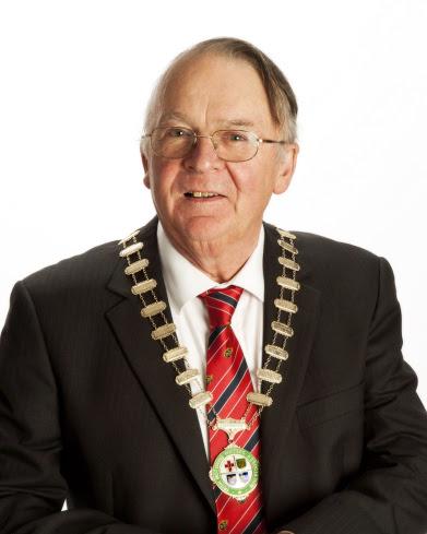 Austin Shinnors, Chairman IMWA