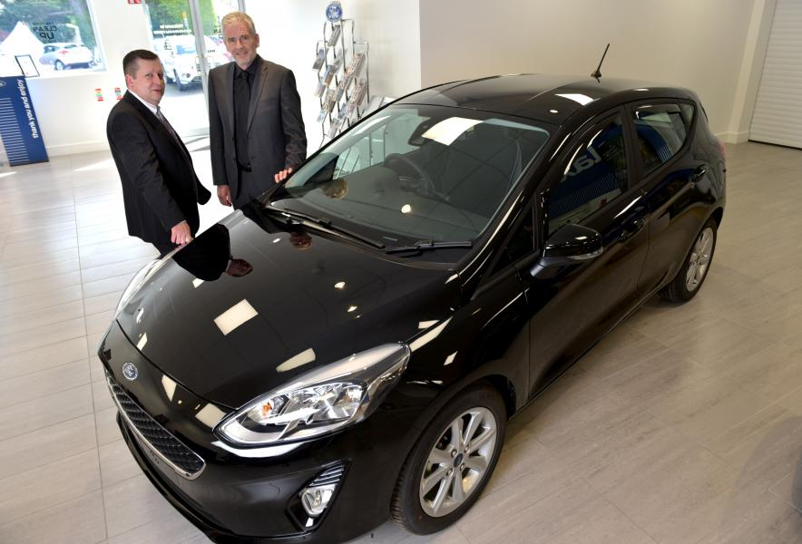 Ford and The Care Trust launch Ireland'