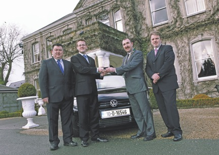 616ae471abaca4 The new VW Golf Van has been named Continental Irish Car Derived Van of the  Year