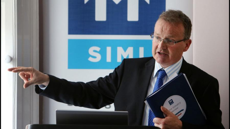 Jim Power Author of SIMI Quarterly Motor Industry Review