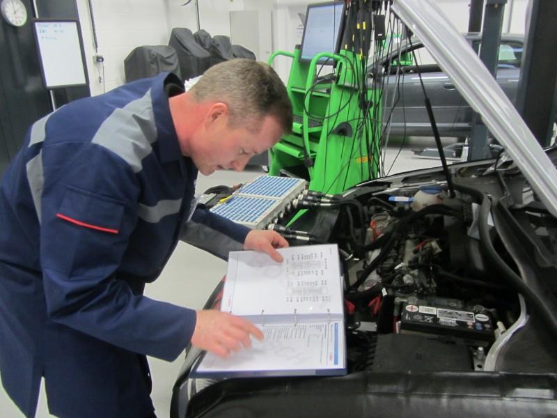 Double Honours For Bosch Irish Technicians