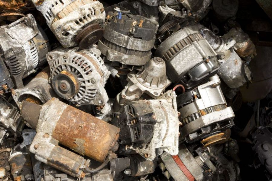 Turn unwanted components into cash