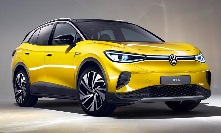 Volkswagen ID.4 tops the charts for March