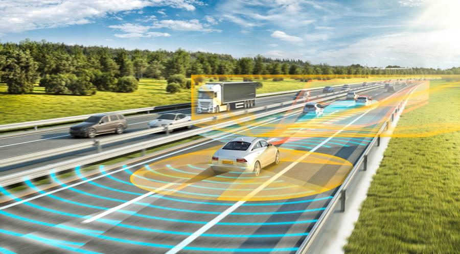 Picture courtesy of Continental Vision Zero campaign: Accelerating the drive toward no deaths on the world's roads.