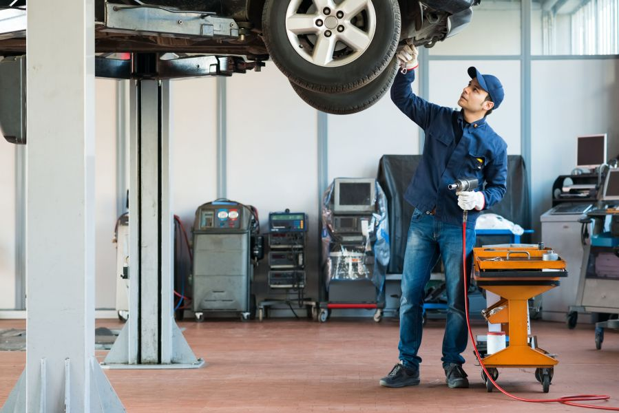 Essential retail outlets includes retailers involved in the repair of motor vehicles